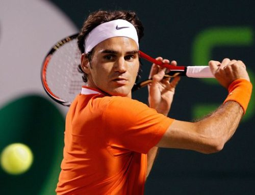 Finding Federer Part 2: The Slice Backhand