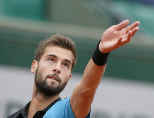 The Serve Part 2: Benoit Paire and the Power Of The Trophy Position