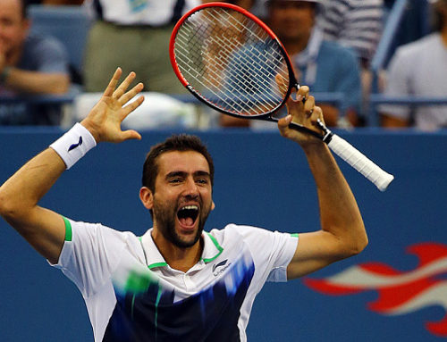 How Cilic Won The U.S Open