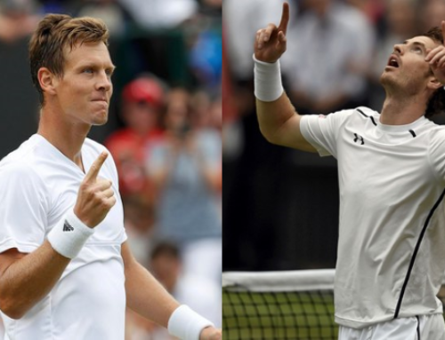 Wimbledon 2016: Berdych vs Murray