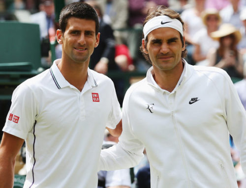 Federer-Djokovic: The Power Of Patterns