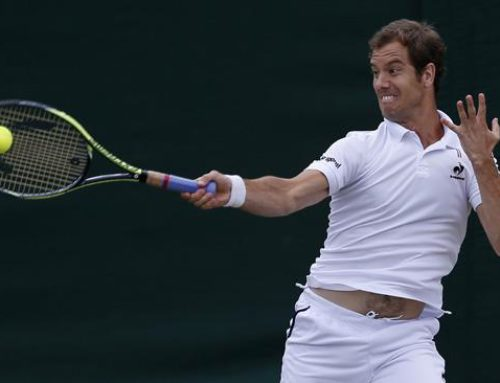 What's Up With Gasquet's Forehand?