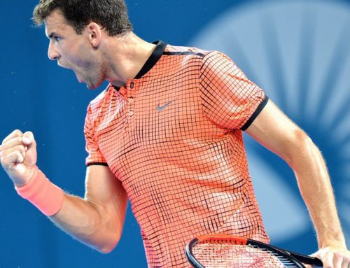 Grigor Dimitrov: Here To Stay