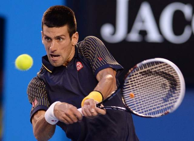 The Two Backhands Of Novak Djokovic Tactical Tennis